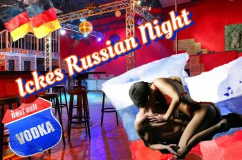Ickes Russian Night im Club Karree